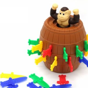 игра подскачаща горила