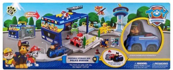 Paw Patrol полицейска станция