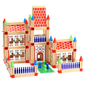 дървен замък