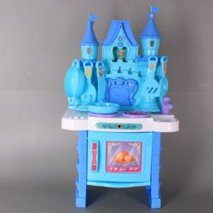 Кухня Замък Ледено кралство