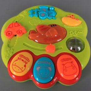 бебешка музикална играчка