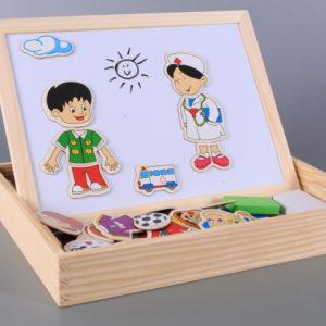 Дървена дъска Професии