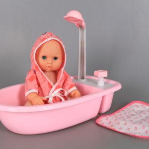 Бебе с вана