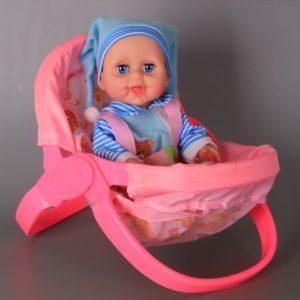 бебе с кошче
