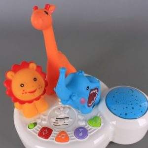 Музикален проектор животни