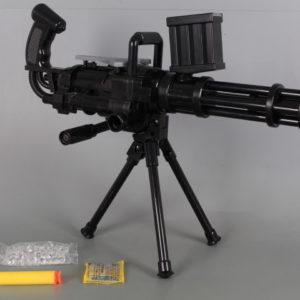 Автомат с желирани куршуми