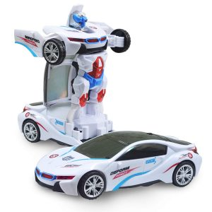 Трансформираща се кола БМВ