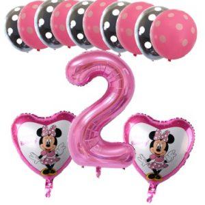 Балони 2ри рожден ден за момиче