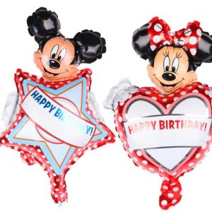 Фолиеви балони Мики или Мини