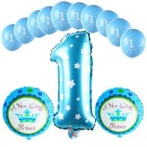 Първи рожден ден за момче 13 части