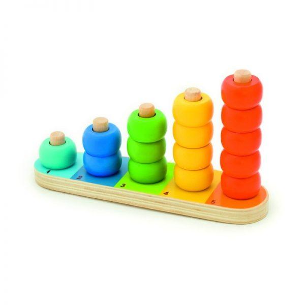 Цветни пръстени Pino