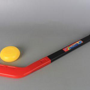 Стик и шайба за хокей