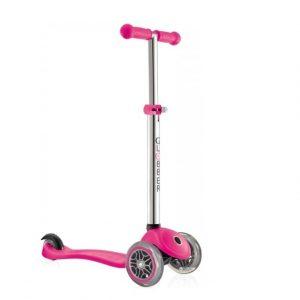 Тротинетка Globber - Primo Neon Pink с регулируема височина