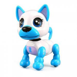 Интерактивно бяло кученце